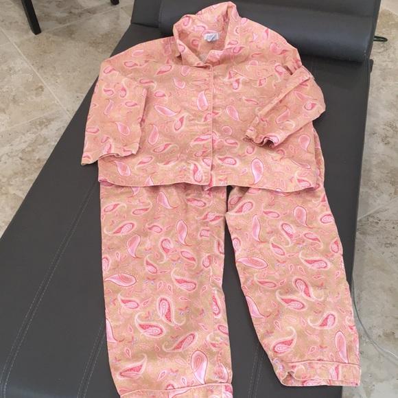 Cabernet Intimates Sleepwear Pajama Set Never Worn Poshmark